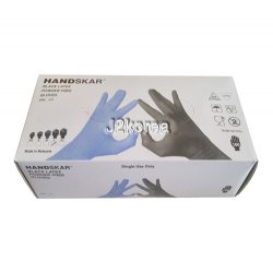 HAND SKAR 라텍스 글러브(색상 - 블랙)