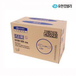 킴테크 와이퍼 대형 (L-200) 42023<br>유한킴벌리 부직포 기름제거
