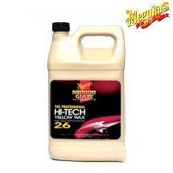 맥과이어스 하이테크 옐로우 왁스<br>(M2601/1GAL)