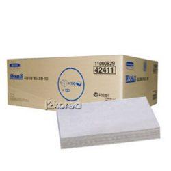 유흡착재 패드 (소형) PN 42411<BR>유한킴벌리 기름제거 청소포 와이프올