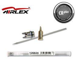 노즐셋CR plus Fine라인 (I-G-ES용) 0.15mm 에어브러쉬용