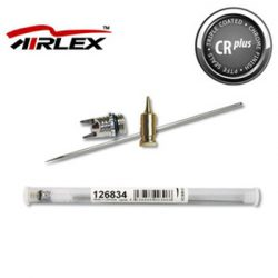 노즐셋CR plus Fine라인 (I-G-ES용) 0.2mm 에어브러쉬용