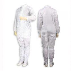 정전기방진복 (화이트 / 블루)<br>(일반 / 하의만) 도장복 - 보호복