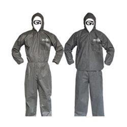 가드맨 보호복 도장복 방진복 방역복 (원피스 / 투피스) PP 작업복
